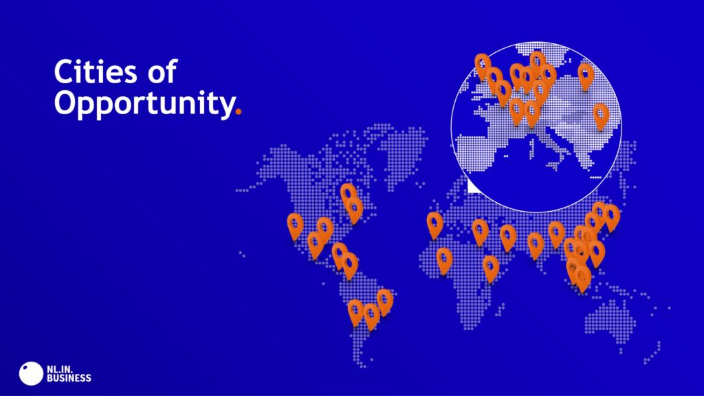 Together, all these NL Business Hubs form the NL Business Hub network